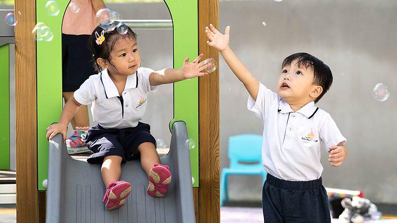 SAIL Playhouse offers an inclusive preschool environment
